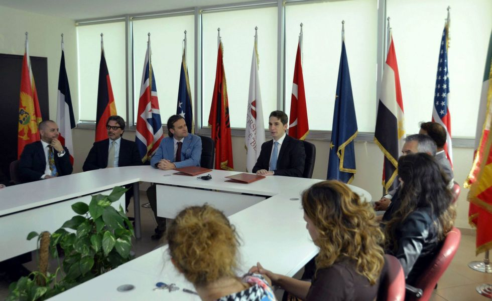 Cooperation agreement signed with the University of Calabria, Italy