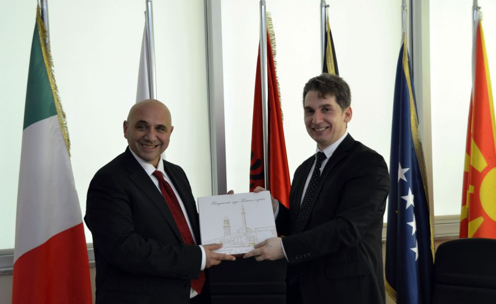 "Cooperation Agreement with the University of Bari ""Aldo Moro"""